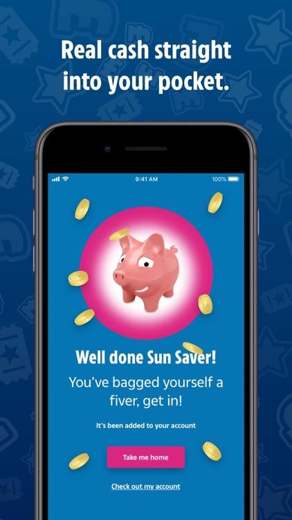 Sun Savers- Cashback & Rewards