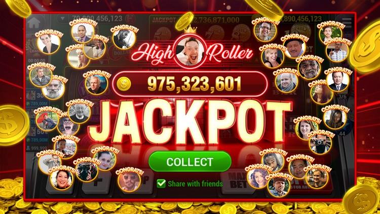 HighRoller Vegas: Casino Slots screenshot-3