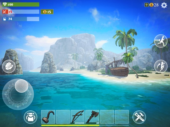 Last Pirate: Island Survival screenshot
