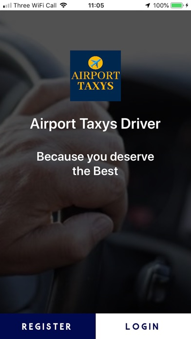 Screenshot #6 for Airport Taxys Driver