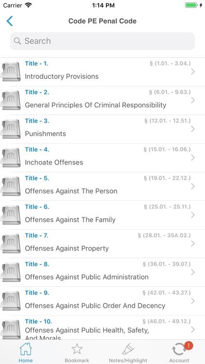 CA Penal Code (California) screenshot-5