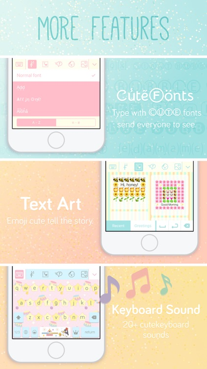 Pastel Keyboard -  VIP Premium screenshot-5