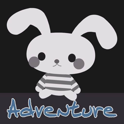 Cute Rabbit Adventure