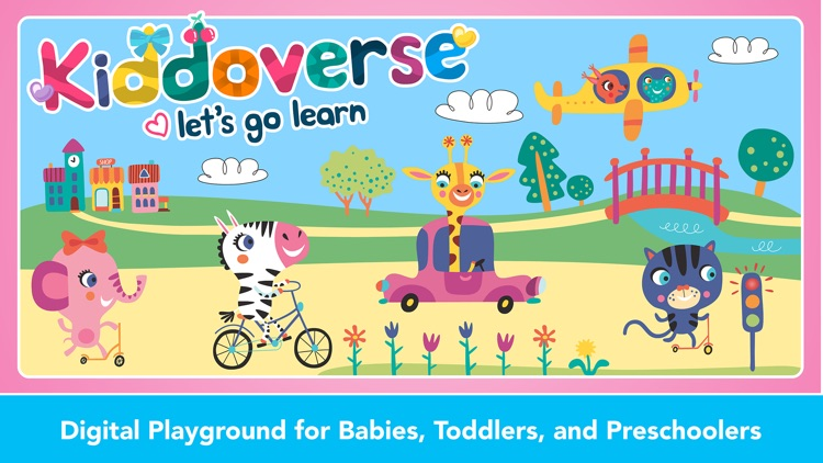 Toddler Learning Games screenshot-3