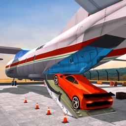 Robot Car Transporter Airplane