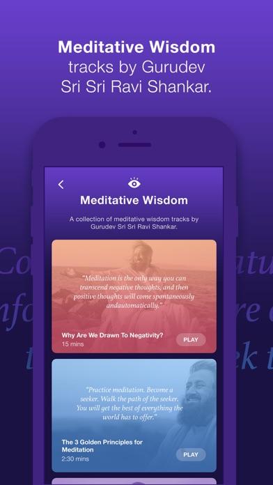 Sattva Meditations & Mantrasのおすすめ画像4