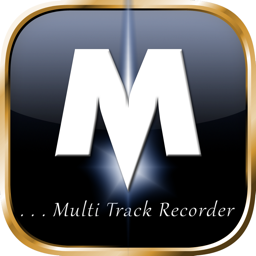 Ícone do app Meteor Multitrack Recorder