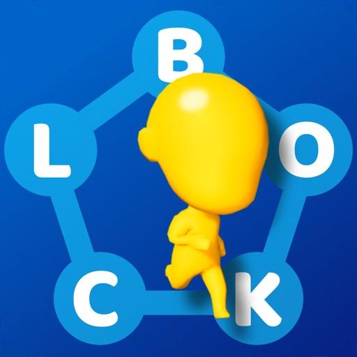 Block Words 3D
