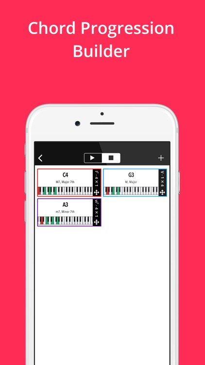 Piano Companion: Chords,Scales screenshot-3