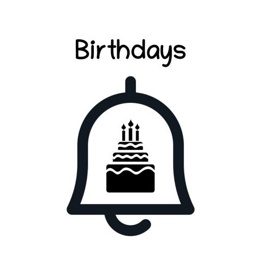 Birthdays Reminders