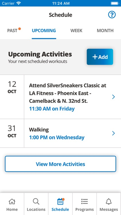 SilverSneakers GO screenshot-4