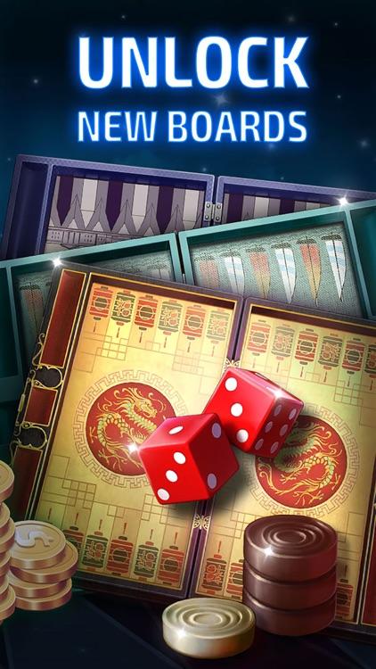 Backgammon Tournament online screenshot-3
