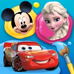 Disney Colour and Play