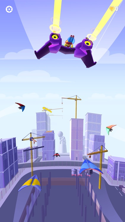 Swing Loops - Grapple Parkour