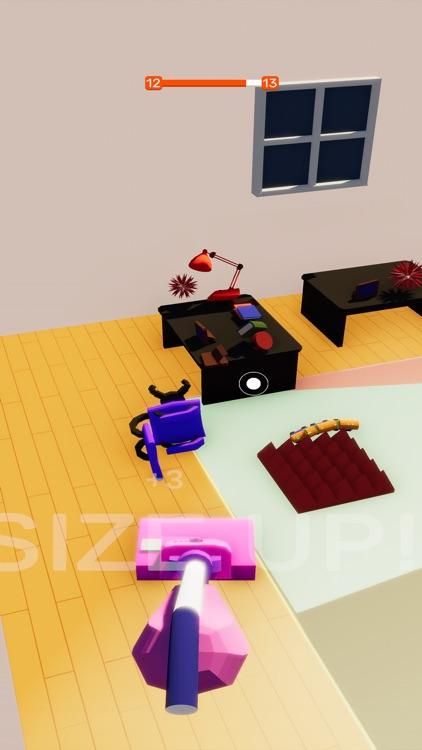 Vacuum Clean Up 3D