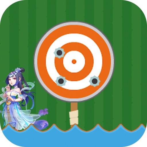 Hit the target-aim