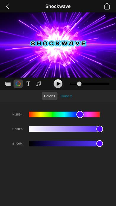 Скриншот №7 к IntroMate - Intro Maker for YT
