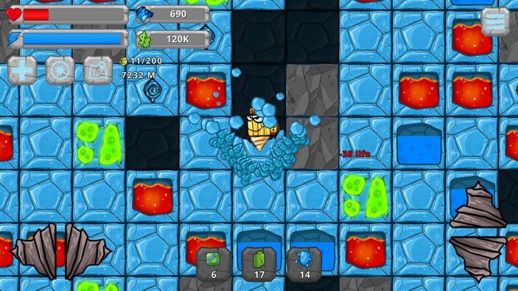 Digger Machine: dig minerals screenshot-4