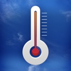 Hot Weather Thermometer icon