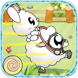 Sheepo Race - PPBunny Rider