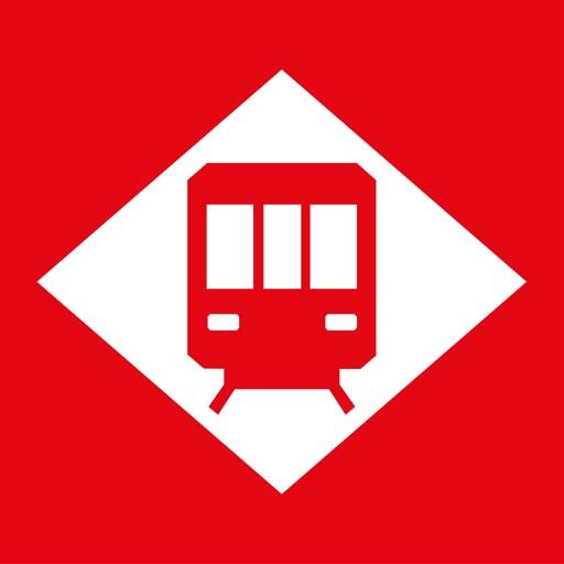 Barcelona Metro - TMB Map