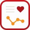 らくらく血圧日記 - iPhoneアプリ