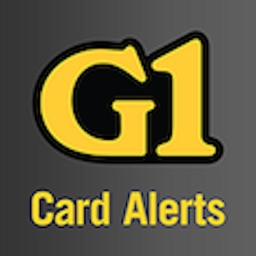 Golden 1 Card Alerts