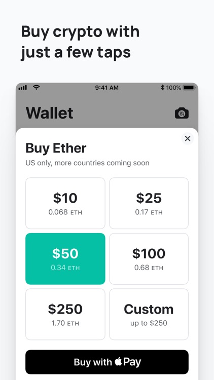 MEW wallet: Ethereum and DeFi