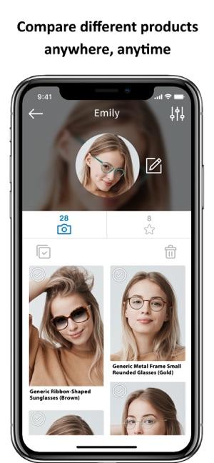 3D Glasses App For mac