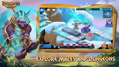 Скриншот №2 к Divinitys Rise