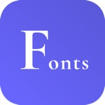 Fonts før iPhone