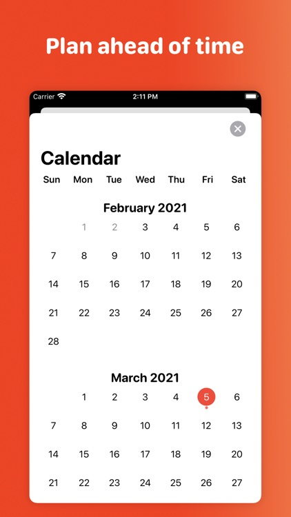 Planny 5 - Daily To Do Planner