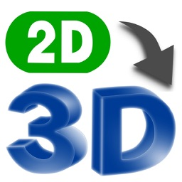 2D to 3D Image Converter