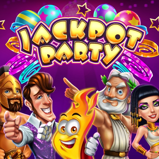 Jackpot Party Casino Logo