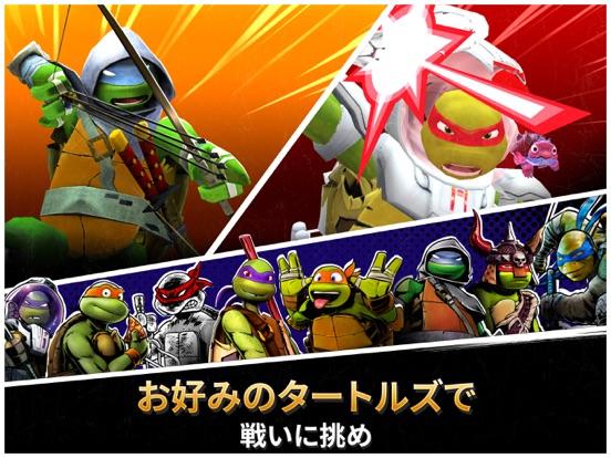 Ninja Turtles: Legendsのおすすめ画像5