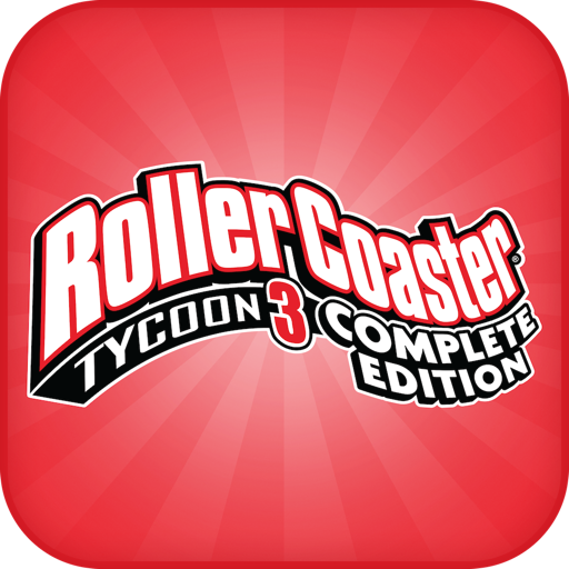 过山车大亨3 白金版 RollerCoasterTycoon 3 Platinum for Mac