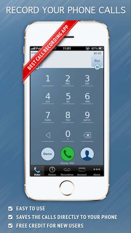 Call Recorder Pay As You Go