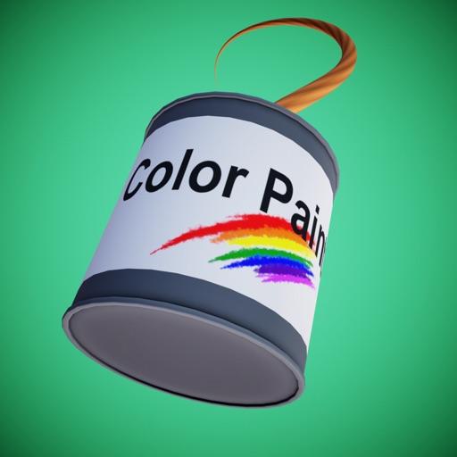 Pendulum Paint 3D