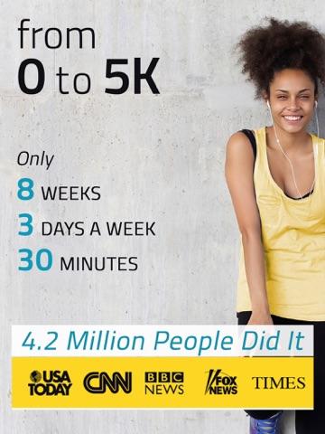 5K Runner, Couch Potato to 5K - náhled