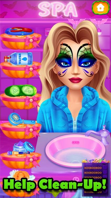 Halloween Makeover Simulator screenshot-6