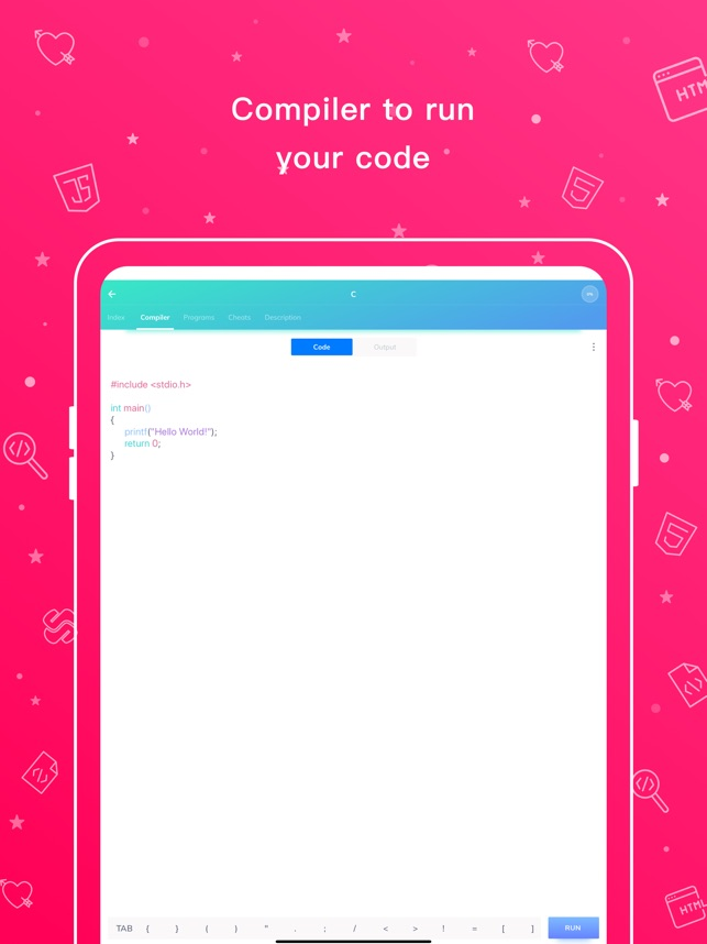 Programming Hub: Learn to code on the App Store