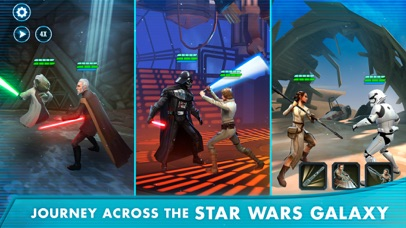 Star Wars™: Galaxy of Heroes by Electronic Arts (iOS, United States