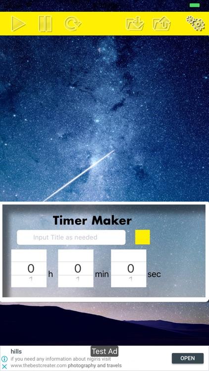 Timer-Blocks screenshot-3