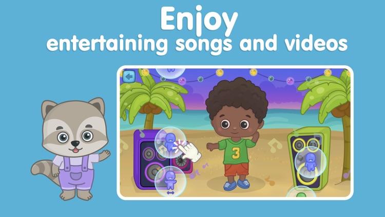 Bimi Boo Kids Learning Academy screenshot-4