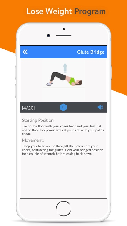 Lose Weight: Diet and Exercise screenshot-4