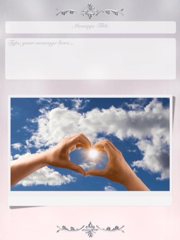 Send Love • Greeting cards Screenshots