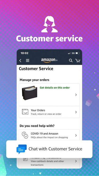 Amazon India - Shop and Pay screenshot-4
