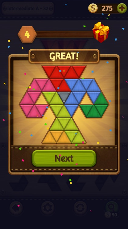 Block Puzzle: Wood Collection screenshot-7
