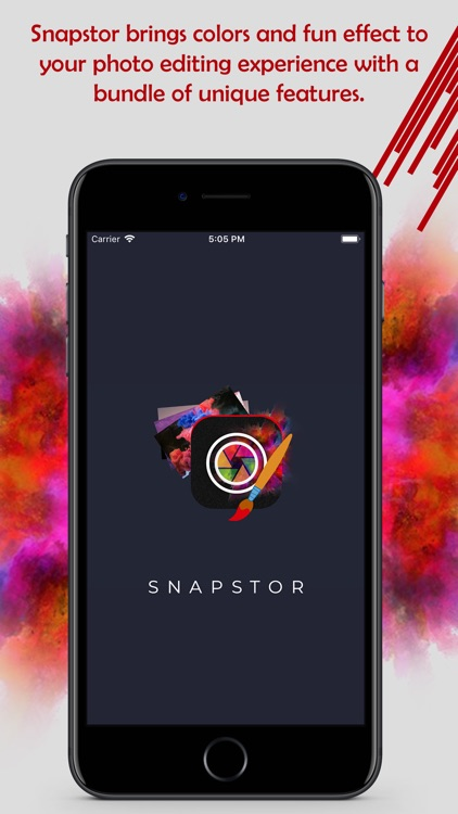 Snapstor - Best Photo Editor