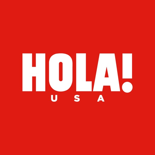 HOLA! USA English iOS App
